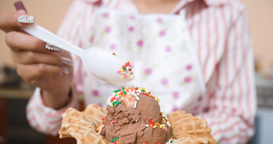 Homemade Ice-Cream To Keep Health And Taste Intact